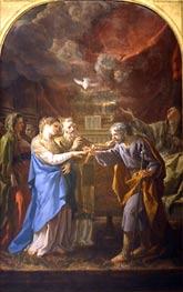 Corrado Giaquinto - Zaślubiny Marii i Józefa