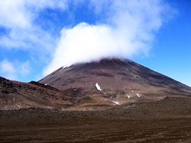 wulkan Ngauruhoe