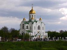 Tyraspol - cerkiew Bożego Narodzenia - fot. R.Simaczenko
