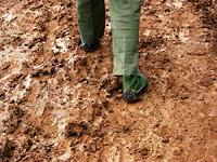 Chińskie buty na birmańskie błota