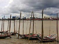 Widok na Yangon