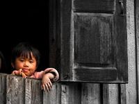 Dziecko w Kalaw
