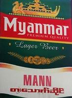 Etykieta lokalnego piwa