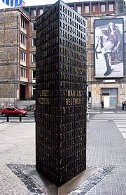 Poznański pomnik polskich kryptologów