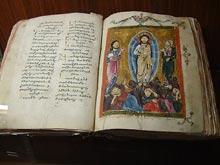 San Lazzaro - manuskrypt / fot. Jan Śliwa