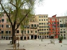 Campo di Ghetto Nuovo / fot. Jan Śliwa