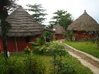 ośrodek nadmorski w Axim