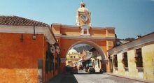 Antigua, fot. KK/archiwum własne autory