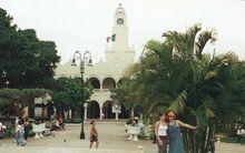 Merida, Palazio Municipal, fot. KK i kreola