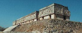 Uxmal, El Palacio del Governador, fot. KK i kreola